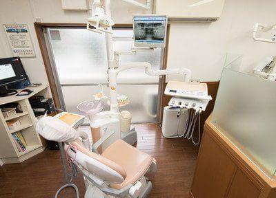 中板橋駅 北口徒歩 5分 おおたに歯科医院の院内写真4