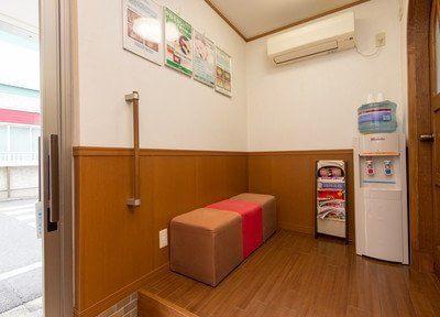 中板橋駅 北口徒歩 5分 おおたに歯科医院の院内写真2