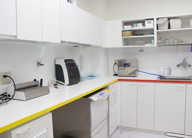 北越谷駅 西口徒歩3分 北越谷歯科の院内写真7