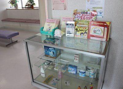 荒川沖駅出口 車9分 関口小児歯科医院の院内写真3