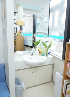 二俣川駅 北口徒歩 1分 江口歯科・矯正の院内写真2
