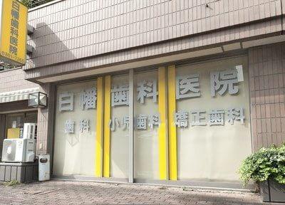 武蔵浦和駅東口 徒歩10分 白幡歯科医院の写真6