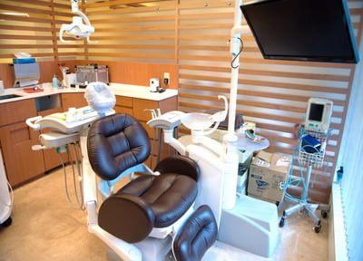 心斎橋駅 1番出口徒歩 1分 井上歯科クリニックの診療室写真5