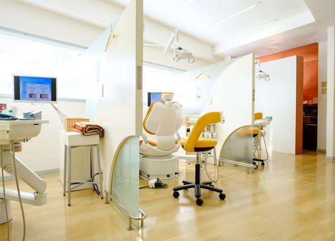 博多駅 出口車 8分 わかば歯科クリニックの治療台写真2