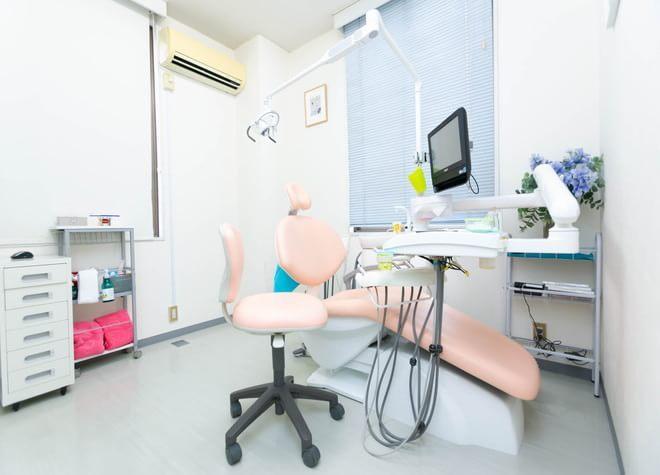 川崎駅 東口徒歩6分 さくら通り歯科の院内写真6