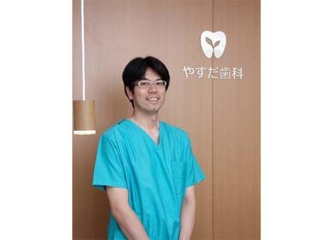 やすだ歯科の画像
