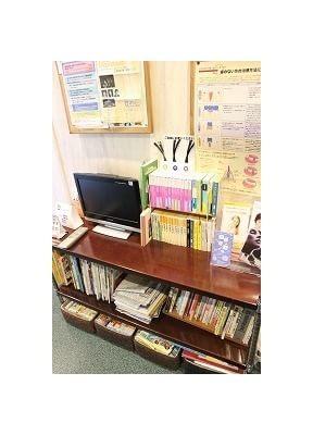 大阪ビジネスパーク駅 4番出口徒歩 6分 松本歯科の院内写真4