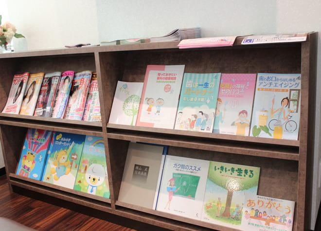 久居駅 出口徒歩5分 中川歯科医院の院内写真4