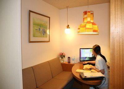 北山駅(京都府) 4番出口徒歩2分 小佐々歯科診療所の院内写真2