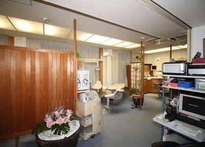 北山駅(京都府) 4番出口徒歩2分 小佐々歯科診療所の院内写真3