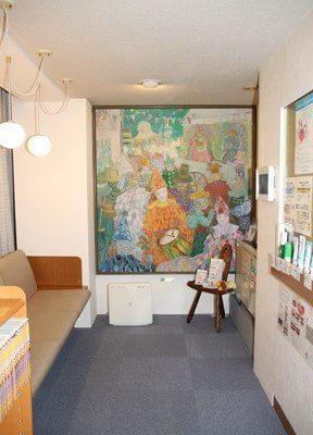北山駅(京都府) 4番出口徒歩2分 小佐々歯科診療所の院内写真6