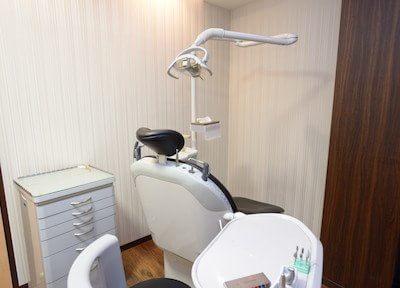 池袋駅 西口徒歩5分 池袋クリア矯正歯科・歯科の院内写真5