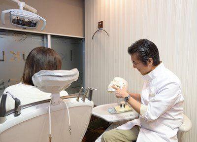 池袋駅 西口徒歩5分 池袋クリア矯正歯科・歯科のスタッフ写真2