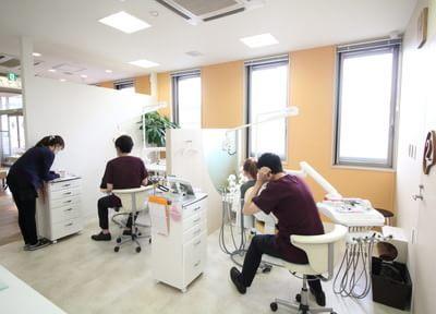 太田駅 車11分 おおたメディカルモール歯科の院内写真2