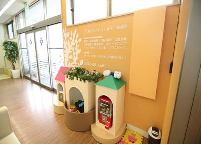 太田駅(群馬県) 出口車11分 おおたメディカルモール歯科写真7