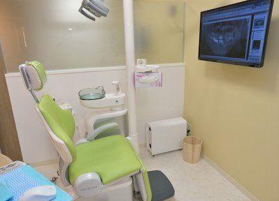 南平駅 徒歩3分 みなみ平歯科クリニックの院内写真4