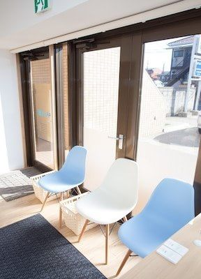 東船橋駅 出口徒歩5分 さの歯科の院内写真3