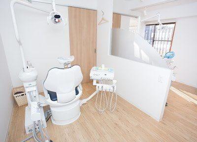 東船橋駅 出口徒歩5分 さの歯科の院内写真4