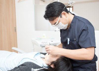 さの歯科の画像