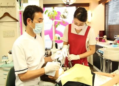 本来の歯が大切!なるべく削らない治療