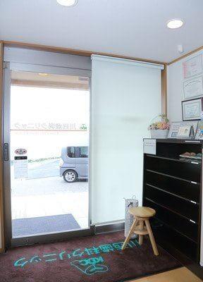 壺阪山駅 出口徒歩 8分 川西歯科クリニックの院内写真2