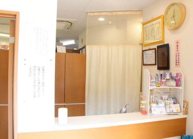 戸塚駅 西口徒歩 5分 とつか西口歯科写真6