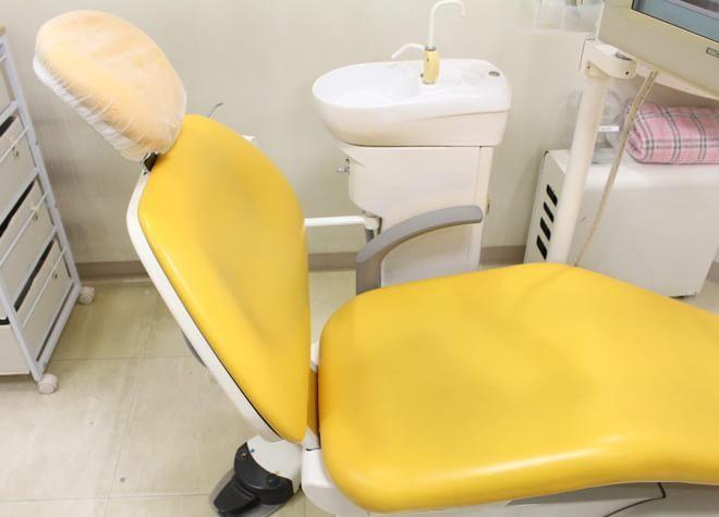 草加駅 東口徒歩 7分 あきば歯科医院の治療台写真3