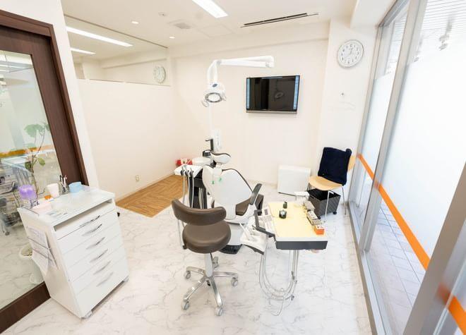南千里駅 出口 車5分 かしわぎ歯科クリニック(吹田市)の治療台写真2