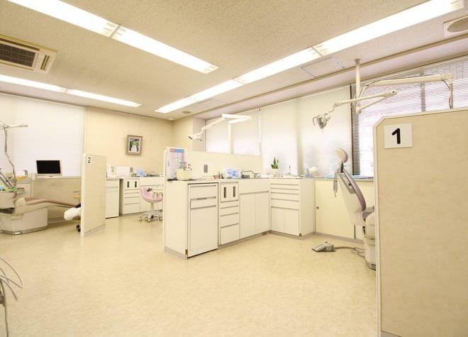 前後駅 出口徒歩1分 渡辺歯科の院内写真7