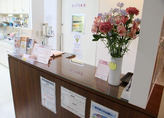 中野駅(東京都) 南口徒歩5分 横山歯科診療所の院内写真2