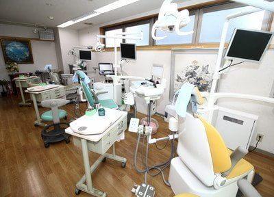 志木駅 出口徒歩 4分 わかば歯科クリニックの診療室の様子写真4