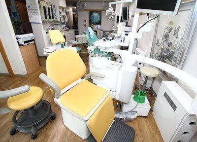 志木駅 出口徒歩 4分 わかば歯科クリニックの診療室の様子写真6