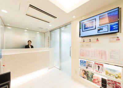 三ノ宮駅 出口徒歩 1分 三宮アップル歯科の院内写真6