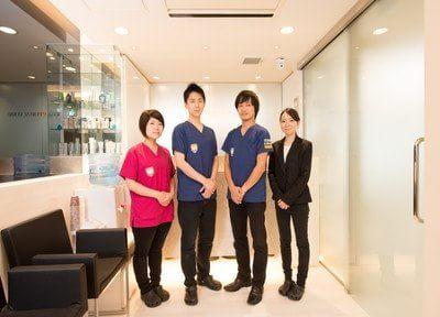 三ノ宮駅 出口徒歩 1分 三宮アップル歯科のスタッフ写真3