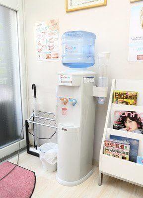 小岩駅 北口徒歩3分 らいおん歯科医院の院内写真3