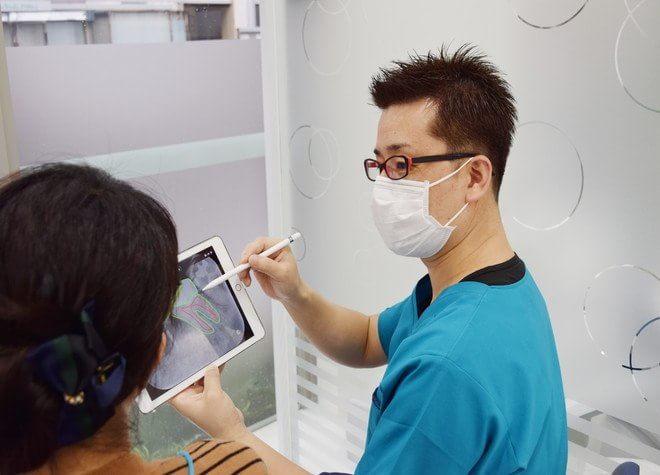 川西能勢口駅 11番出口徒歩 1分 ひでき歯科クリニックのスタッフ写真3