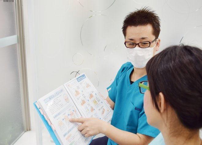 川西能勢口駅 11番出口徒歩 1分 ひでき歯科クリニックのスタッフ写真2