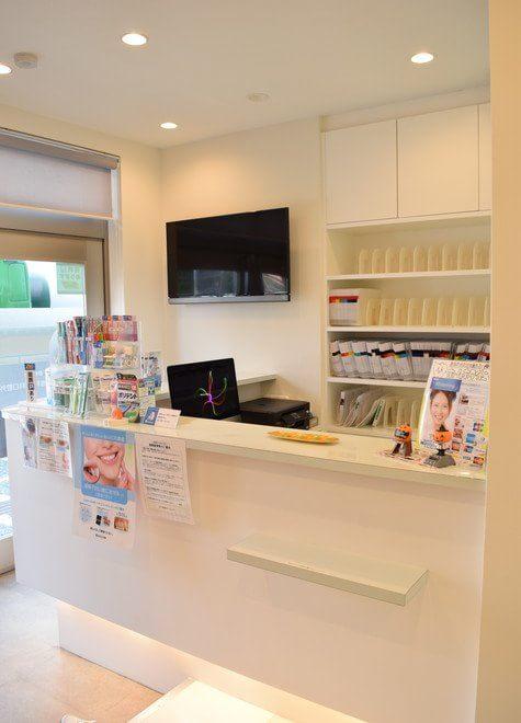 川西能勢口駅 11番出口徒歩 1分 ひでき歯科クリニックの院内写真5