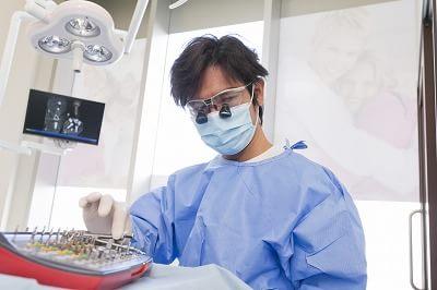 豊洲駅 5番出口徒歩7分 キャナルコート歯科クリニック イオン東雲クリニックのスタッフ写真2