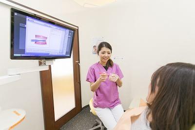 豊洲駅 5番出口徒歩7分 キャナルコート歯科クリニック イオン東雲クリニックのスタッフ写真3