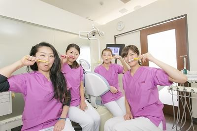 豊洲駅 5番出口徒歩7分 キャナルコート歯科クリニック イオン東雲クリニックのスタッフ写真5