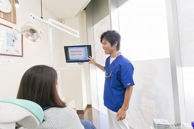 豊洲駅 5番出口徒歩7分 キャナルコート歯科クリニック イオン東雲クリニックのスタッフ写真4