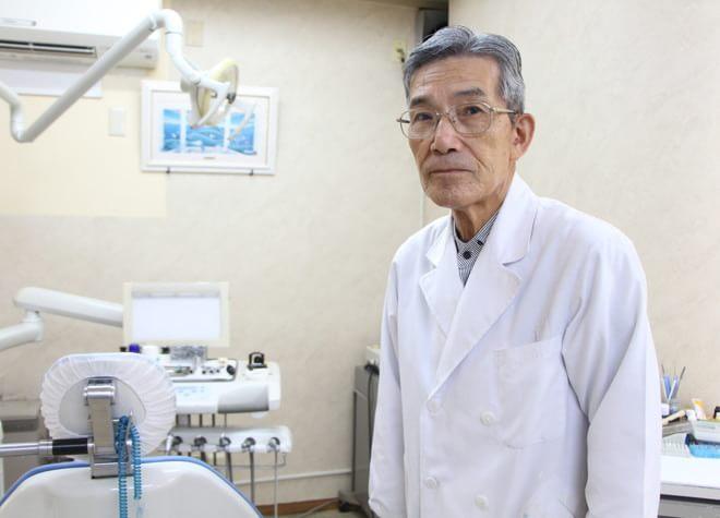 ヨシダ歯科医院の院長先生
