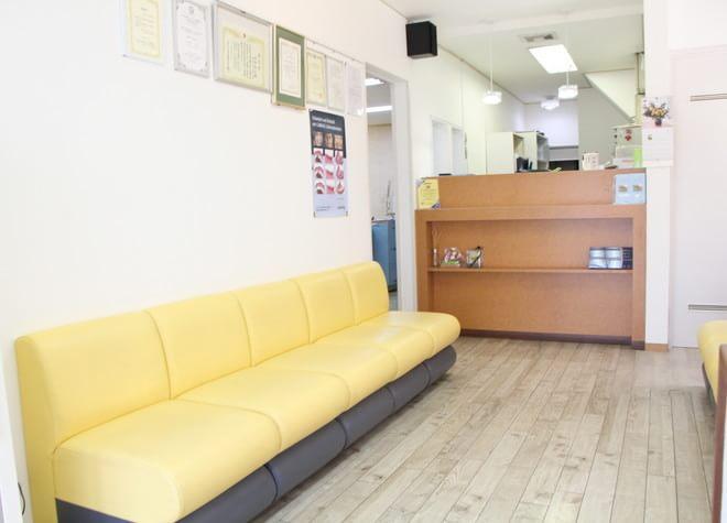 竹ノ塚駅 東口徒歩 3分 ヨシダ歯科医院の院内写真2