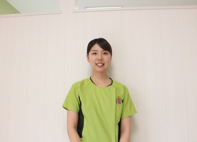 沼南駅 徒歩10分 白鳥歯科・矯正歯科のスタッフ写真2