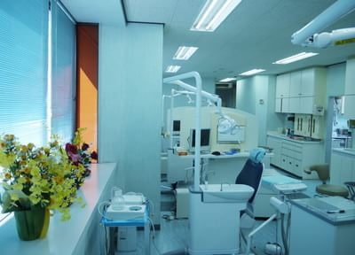北浦和駅 東口バス7分 みむろ歯科クリニックの院内写真5
