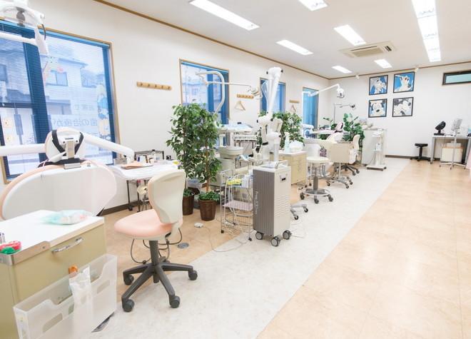 鎌ヶ谷駅 出口徒歩 9分 ほほえみ歯科の治療台写真3
