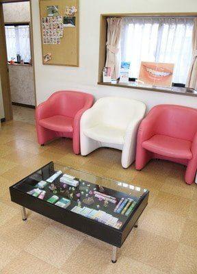 鎌ケ谷駅 徒歩10分 ほほえみ歯科の院内写真6