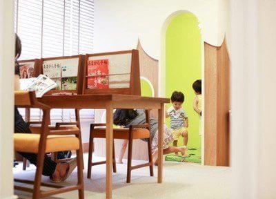 三宮駅 徒歩8分 船曳歯科医院(元町)の院内写真2