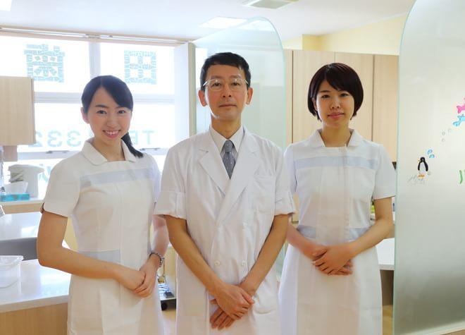 永福町駅 北口徒歩 1分 原田歯科医院写真1
